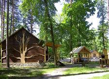 База отдыха «Лесная сказка», Воронежская область, Рамонь