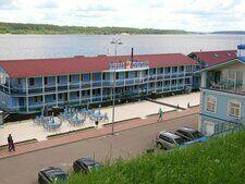 Туристический комплекс «Мирная Пристань», Ивановская область, Кинешма