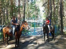 Пансионат «Синеморье», Новосибирская область, Факел Революции
