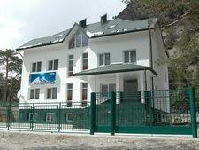 Отель «Пик Европы», Республика Кабардино-Балкария, Эльбрусский район