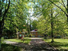 Пансионат Парус, Московская область, Рузский