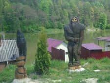 База отдыха «База отдыха в деревне Троица», Курская область, Курский