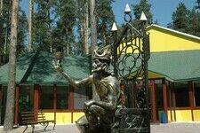 Парк-отель Берендей, Тамбовская область, Горелое