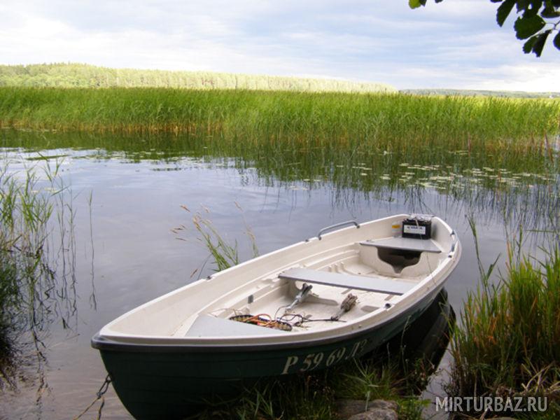 прокат лодок рыбалка спб