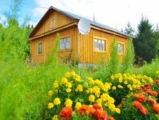 Клуб отдыха «Дикий Рай», Свердловская область, Нижняя Тура
