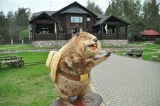 Усадьба «Бобровая хата», Витебская область, Россонский район