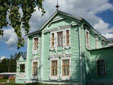 База отдыха «Местечко Бор», Ивановская область, Шуйский