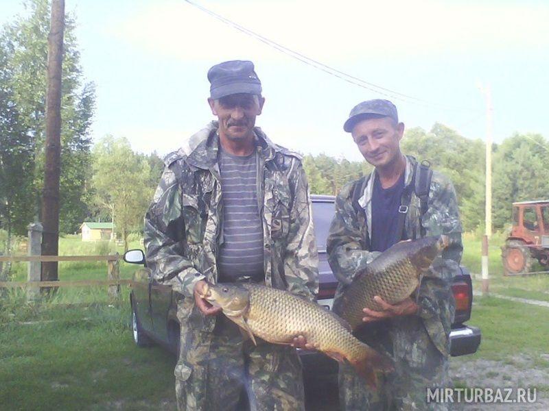 рыбалка в брасовском районе