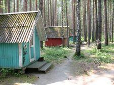 База отдыха «Весёлая Деревня», Свердловская область, Заречный