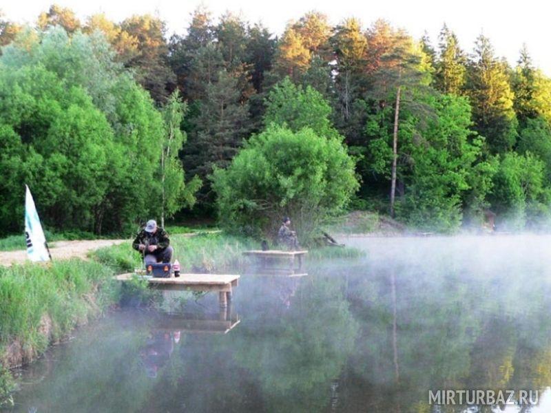 рыбалка платная в калужской области