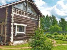 Загородный дом «Русское Шале», Ярославская область, Переславский