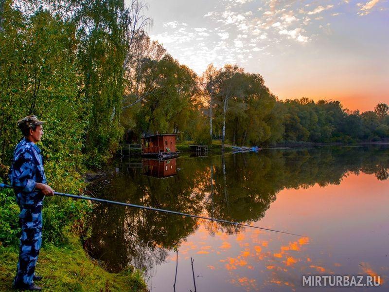 русская рыбалка чеховский район