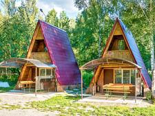 База отдыха «Берег», Челябинская область, Аргаяшский район