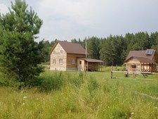 База отдыха «Лесная благодать», Алтайский край, Лебяжье