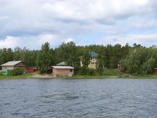 База отдыха «Акуля», Челябинская область, Кыштымский
