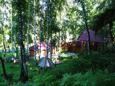Туристическая база Сказка, Алтайский край, Ая