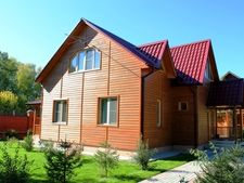 Загородный комплекс «Sagittarius», Новосибирская область, Новосибирский