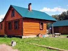 База отдыха «Дикий Урал», Свердловская область, Красноуфимский