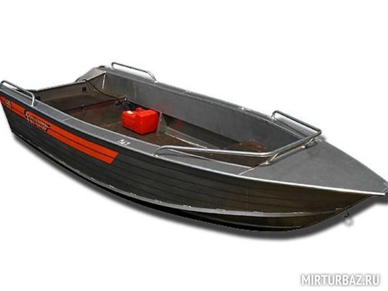 малый и средний лодки