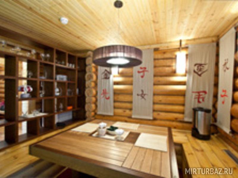 баня проект в японском стиле
