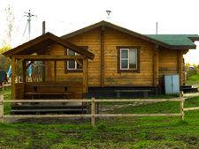 Рыболовная база Ба-Рыбина, Московская область, Домодедовский район