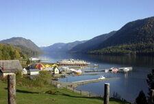 Туркомплекс «Золотое Озеро», Республика Алтай
