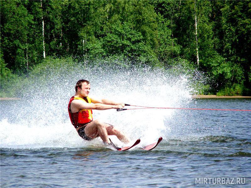 Например, человеку водные лыжи в триалспорте вакансии