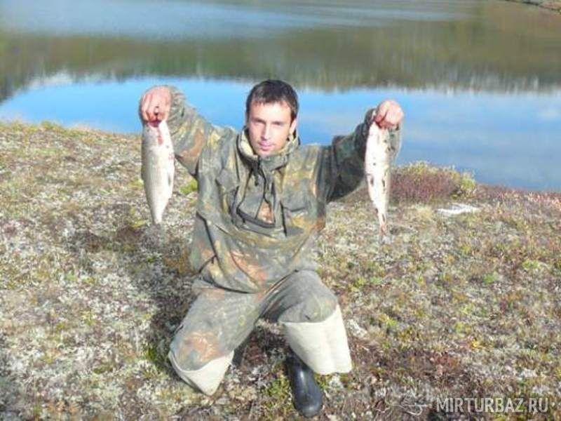 брони для рыбалки