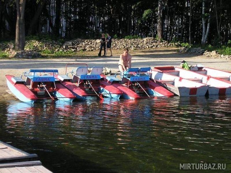 аренда лодки могилев