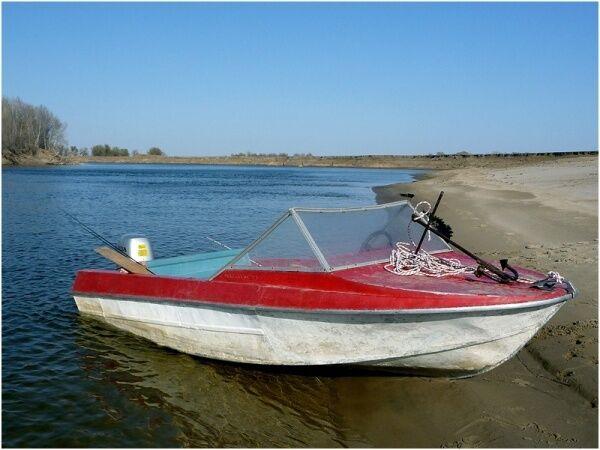 прокат лодок селитренное