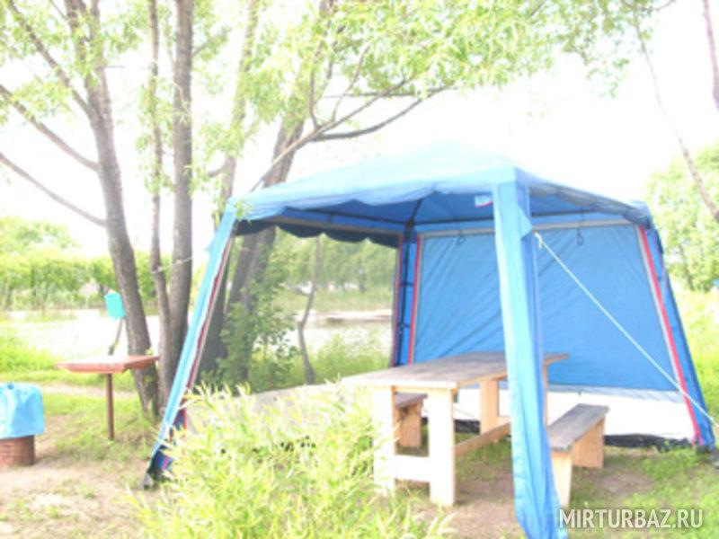базы для рыбалки в омской области