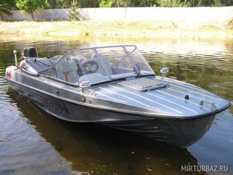 какая лодка лучше казанка или обь
