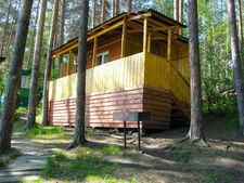 База отдыха «Заря», Челябинская область, Кузнецкое