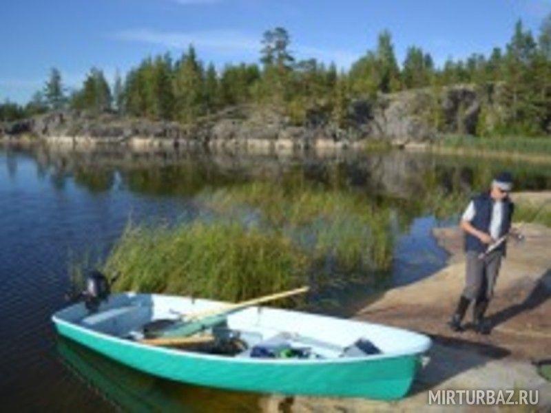 озера в ленинградской области с прокатом лодок