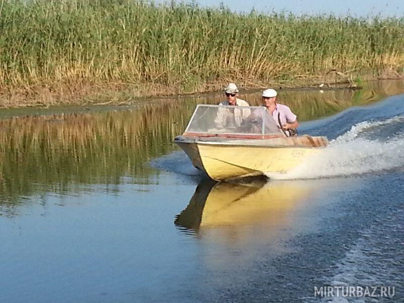 отдых на волге своя лодка