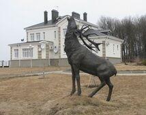 Охотничья база «Белоречье», Белгородская область, Алексеевка