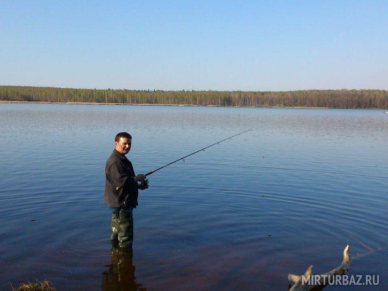 как ловить судака на десногорском водохранилище