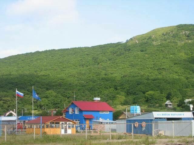 приморский край рыболовные базы отдыха