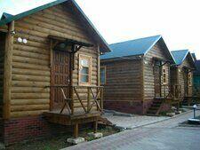 База отдыха «Barm City - Шведская деревня», Нижегородская область, Бармино