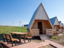 База отдыха «Белый лебедь», Новосибирская область, Мальково
