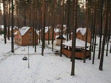 База отдыха «Зеленый бор», Свердловская область, Заречный