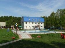 База отдыха «Зеленая поляна», Новосибирская область, Бурмистрово