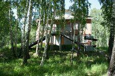 База отдыха «Берёзка», Челябинская область, Непряхино