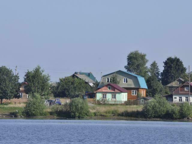 рыбацкие домики в ивановской области