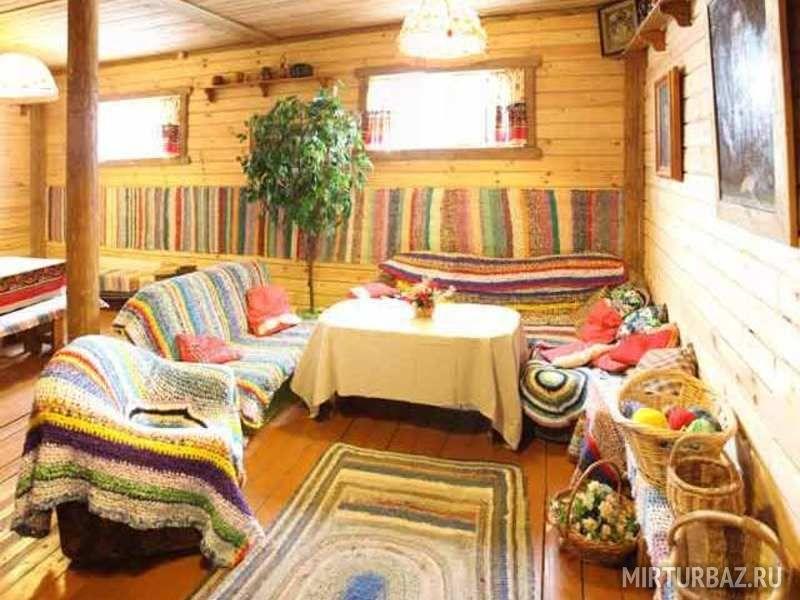 Как деревенский дом сделать уютней 120