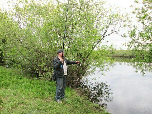 озера томска рыбалка
