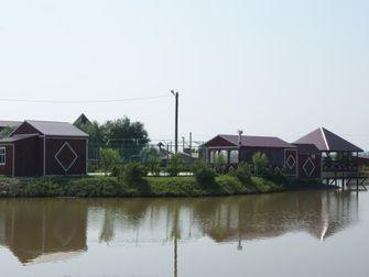 база отдыха рыбалка кубанский хутор