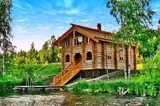 Гостевой дом «Дом на озере Гурвич», Республика Карелия, Машезеро