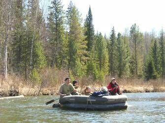 озера красноярского края для отдыха и рыбалки