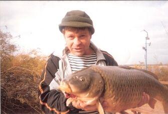 рыбалка в заволжском